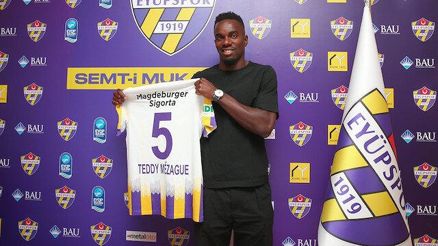 Eyüpspor ilk kez yabancı futbolcu transferi yaptı