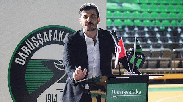 Yeni başkan <br>Saruhan