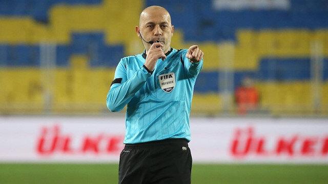 Cüneyt Çakır'ın EURO 2020'de yöneteceği maç belli oldu
