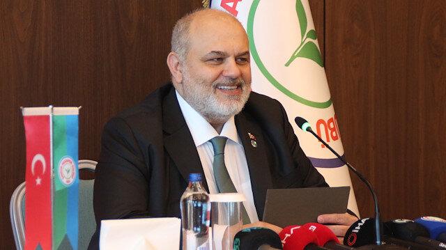 Rizespor'da Tahir Kıran adaylığını duyurdu