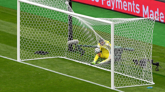 EURO 2020'ye <br>damga vuran gol