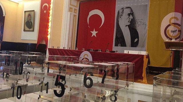 Galatasaray divan kurulu başkanını seçecek: İki isim yarışıyor