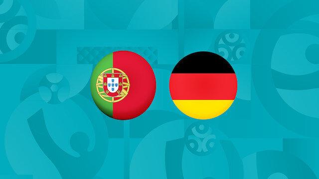 Portekiz-Almanya (CANLI)
