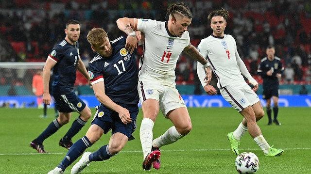 Ada derbisinde kazanan çıkmadı: İngiltere ve İskoçya puanları paylaştı