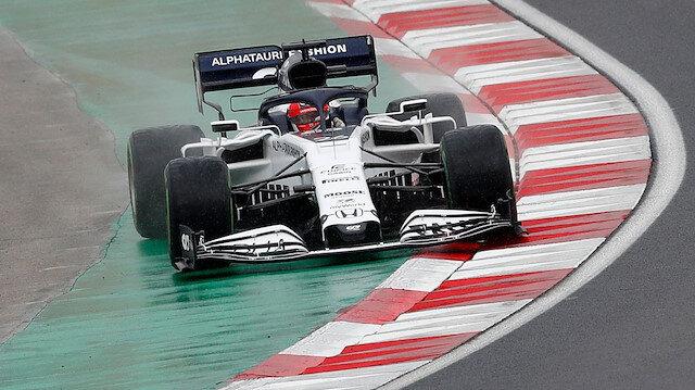 F1 Türkiye'ye geri döndü