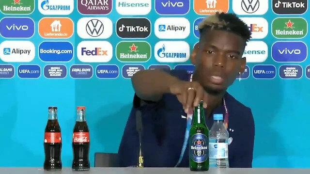 Pogba Müslüman futbolcuların sesi oldu, UEFA yeni bir karar aldı