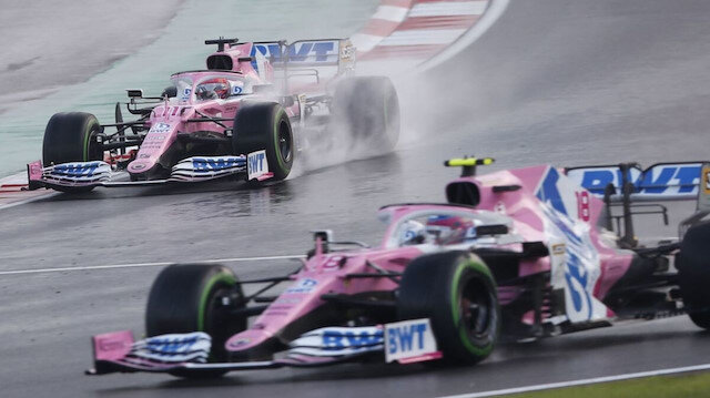 F1 yeniden Türkiye'de