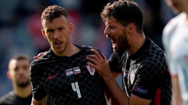 Hırvatistan'da İspanya maçı öncesi Perisic şoku