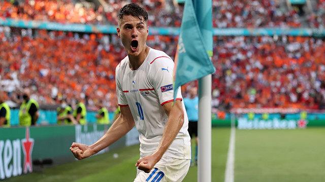 Çekya Hollanda'yı devirdi ve çeyrek finale yükseldi