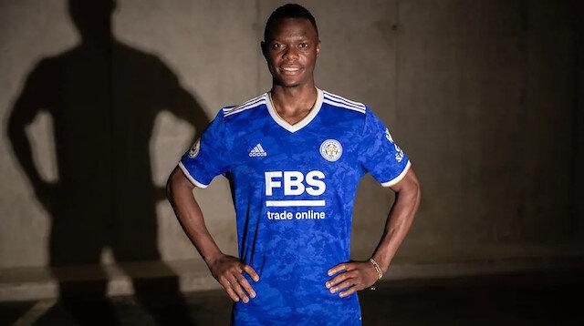 Patson Daka Leicester City'de