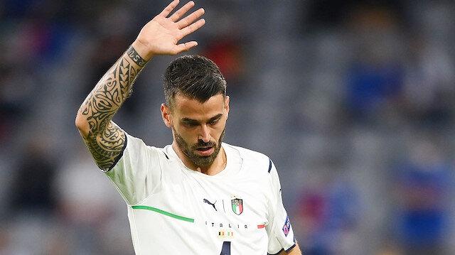 İtalya'nın yıldızı Spinazzola'yı ağlatan sakatlık