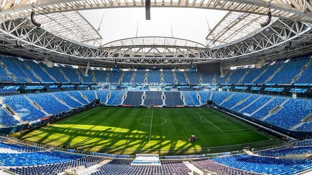 St. Petersburg'un EURO 2020'den elde ettiği gelir açıklandı: Dudak uçuklatan rakam
