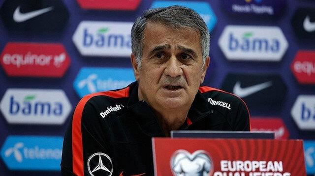 Şenol Güneş EURO 2020 sonrası ilk kez konuştu: