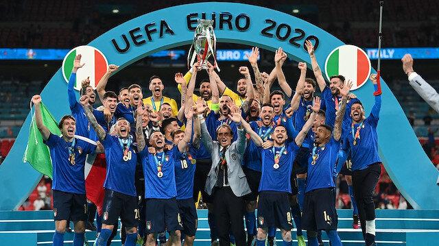 EURO 2020 şampiyonu İtalya