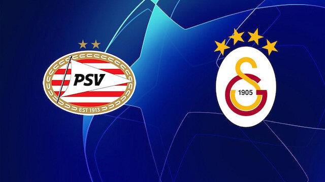 PSV-Galatasaray maçı ne zaman hangi kanalda yayınlanacak?
