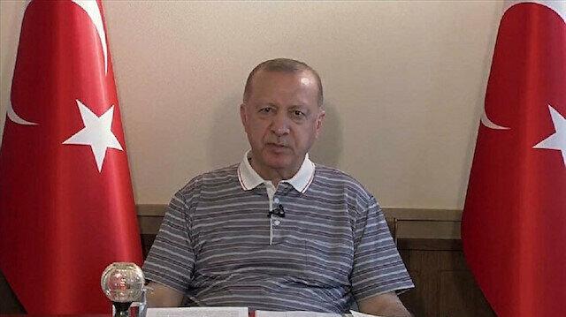 أردوغان: سنسعى لضمان اعتراف واسع بقبرص التركية