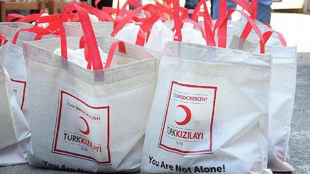 الهلال الأحمر التركي يوزع لحوم الأضاحي على 5 آلاف أسرة أفغانية