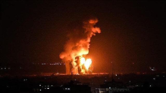 النظام السوري يعلن تصديه لقصف صاروخي إسرائيلي لحمص