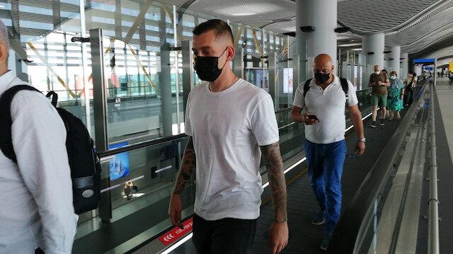 Yeni transfer <br>İstanbul'da