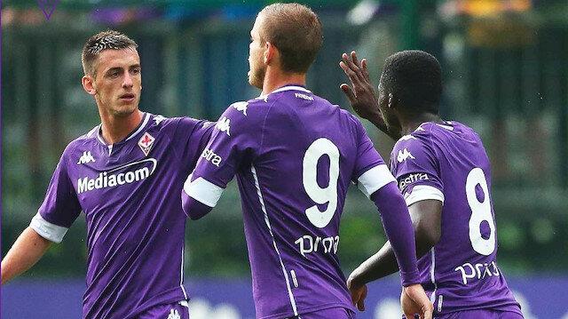 Fiorentina'yı <br>durduramadılar: 11-0