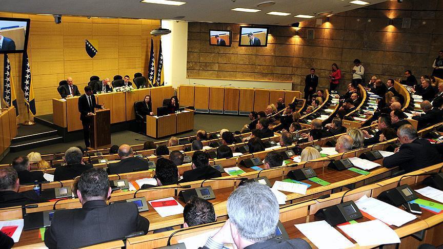 Bosna Hersek Yüksek Temsilciliği her yıl Birleşmiş Milletler'e (BM) Bosna Hersek'teki gelişmeler ve sorunlarla ilgili rapor sunuyor. sunuyor.