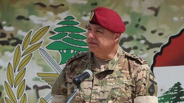 قائد الجيش اللبناني: غير مسموح إغراق البلد بالفوضى تحت أي ظرف