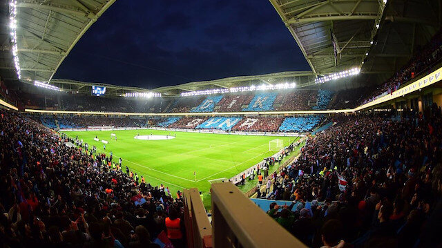 Trabzonspor <br>taraftarına kavuşuyor