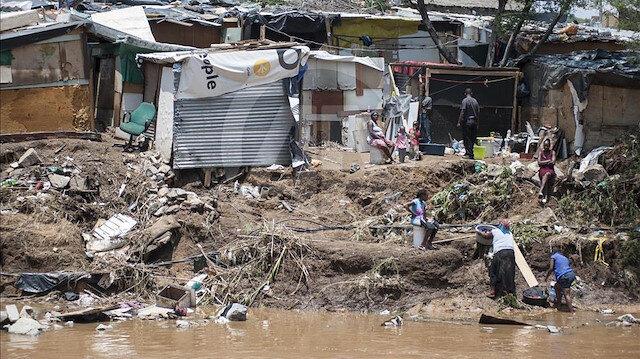 وفاة 4 أطفال غرقًا جراء السيول جنوبي موريتانيا
