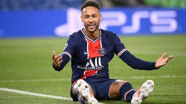 Bu ne hal Neymar!