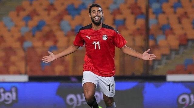 Mısırlı golcü geliyor