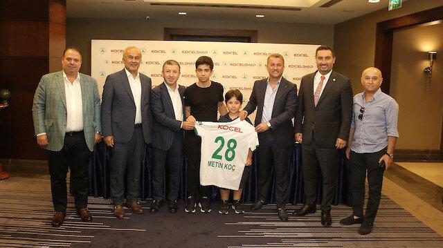 GZT Giresunspor'a KOÇEL desteği
