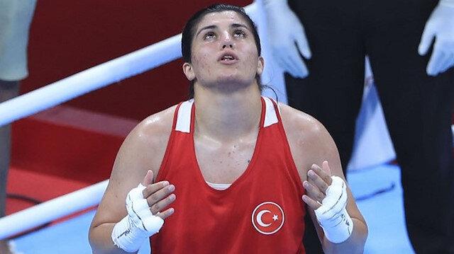 Olimpiyat şampiyonu milli boksör Busenaz Sürmeneli: Cumhurbaşkanımıza bir söz vermiştim
