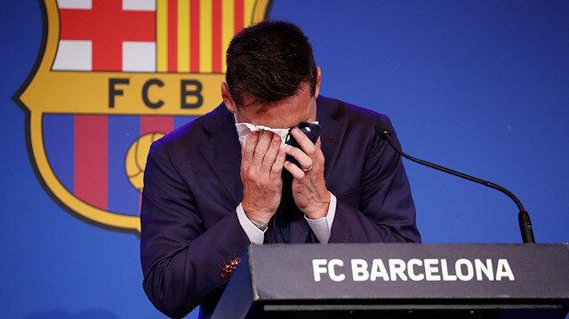 Barcelona'da yaprak dökümü: Messi'nin ardından bir yıldız daha ayrılıyor