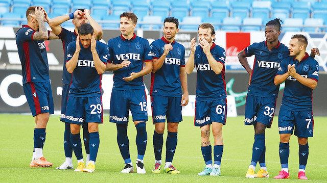 Trabzonspor'un zorlu fikstürü