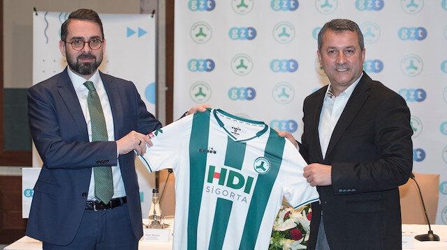 GZT'nin Giresunspor'a isim sponsorluğu desteği devam ediyor