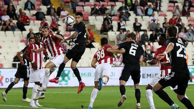Sivasspor turu zora soktu