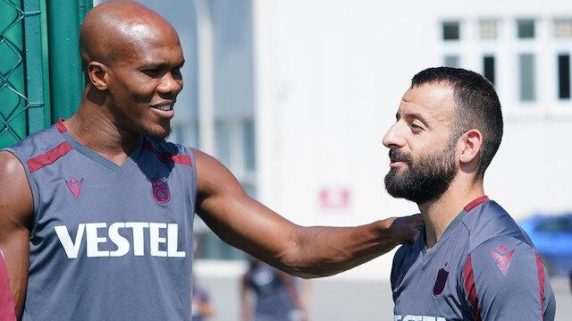 Siopis Trabzonspor formasıyla bir ilki başarmak istiyor