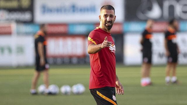 Arda Turan'dan Fenerbahçe'ye gönderme: Maç sonu paylaştı