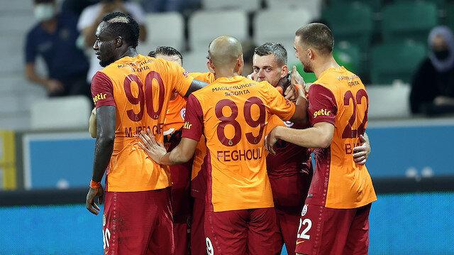 İstenmeyen oyuncular Galatasaray'ı taşıyor