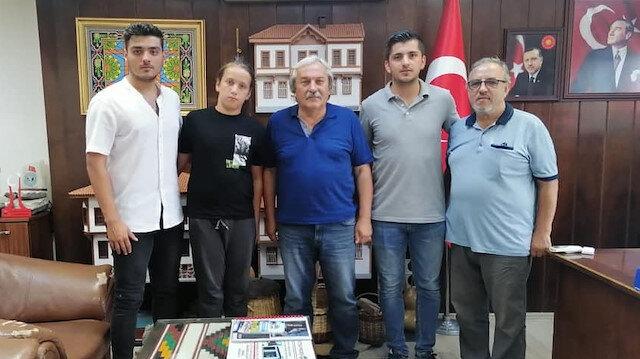 Fenerbahçe genç yıldız adayını İstanbul'a çağırdı