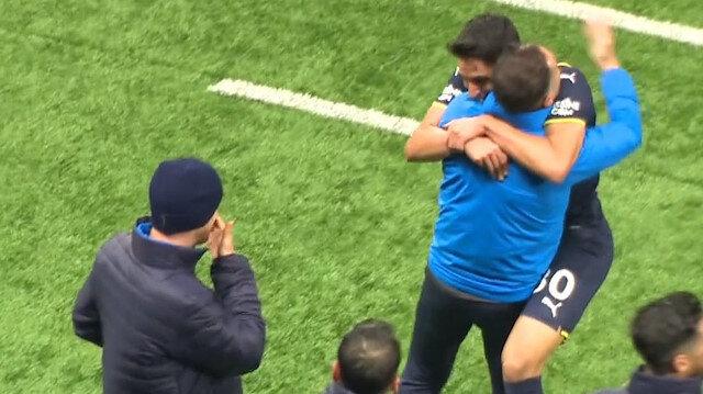 Vitor Pereira'nın yeni gözdesinden Helsinki maçında harika gol