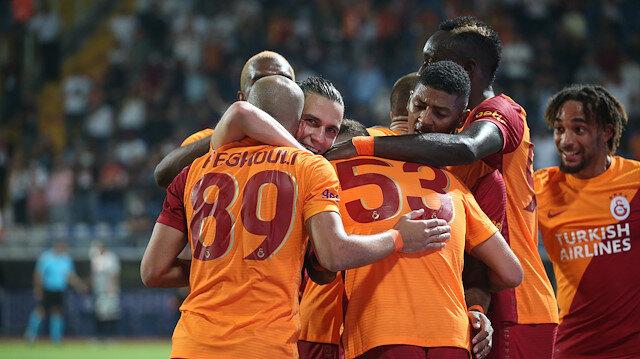 Galatasaray Avrupa Ligi'nde gruplara kaldı