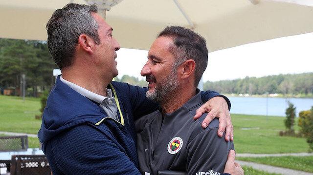 Fenerbahçe Başkanı Ali Koç'tan Vitor Pereira itirafı: İyi ki hocamızı dinlemişiz