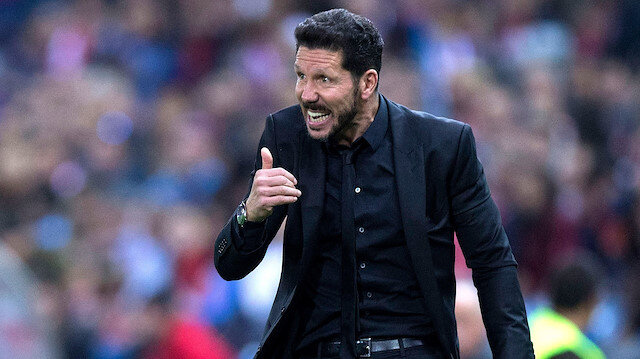 Simeone milli futbolcuyu istiyor