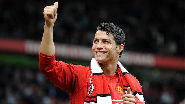 Transfer sonrası Ronaldo'dan ilk açıklama: