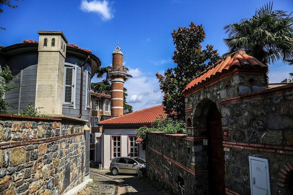 Muhaşşi Sinan Cami.
