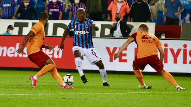 Akyazı'da nefes kesen derbi: Galatasaray kaçtı, Trabzonspor yakaladı