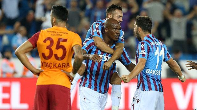 Nwakame'den tarihi başlangıç: Bunu başaran ikinci Trabzonsporlu futbolcu oldu