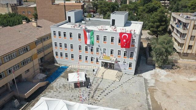 افتتاح 9 مدارس شيّدت بدعم متبرّعين كويتيين جنوبي تركيا