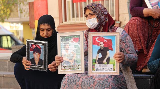 ديار بكر التركية.. تواصل اعتصام الأمهات لليوم الـ744